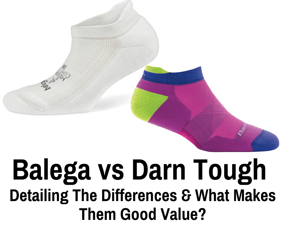 The following article discusses two of the more popular and well known running sock brands, Balega vs Darn Tough out there right now. Hopefully this can help you to narrow your search for the perfect running socks!