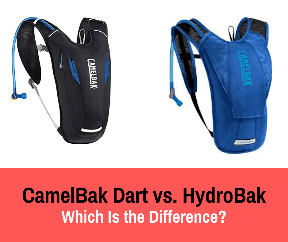 This article will review and compare the CamelBak Dart vs the CamelBak HydroBak hydration pack. Read on to find out which of the two is ideal for your unique running needs.
