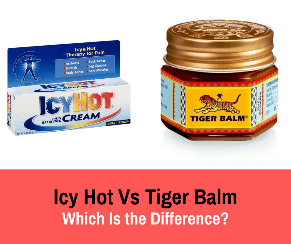 There are multiple different kinds of pain relieving creams, or gels, but two of the most popular brands of pain relieving creams are Icy Hot and Tiger Balm.