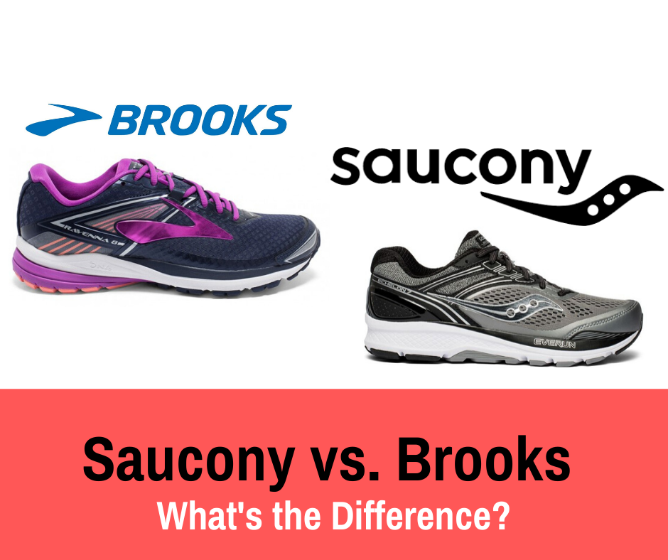 Saucony and Brooks are both popular brands for running shoes, so it only makes sense that athletes will want to know the differences between them.