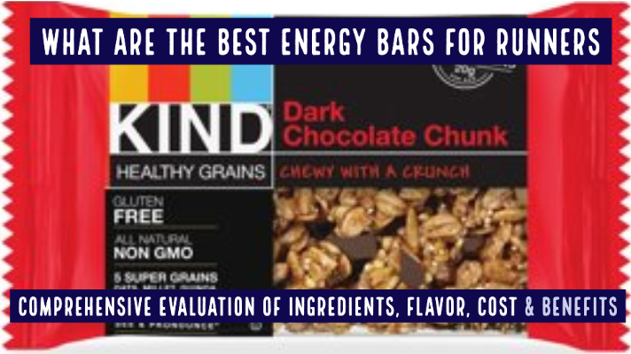 Our team did thorough research, detailing ingredients, value, taste and cost and we came up with five top-rated best energy bars for runners! Full Review!