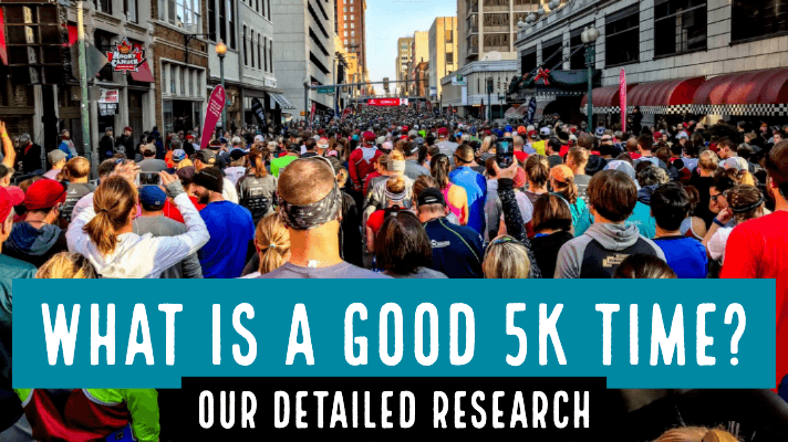 What is a good 5K time? A question that commonly pops into mind as you aspire to a comfortable 5k distance is how long should this be taking me?