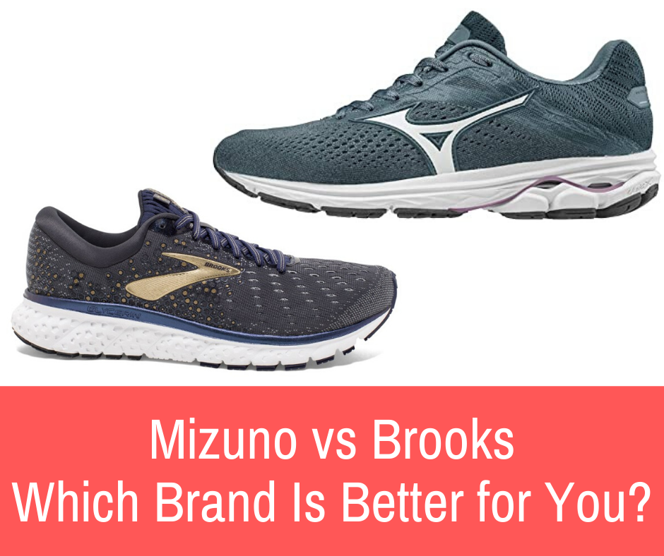 Among the most popular sports footwear brands on the market are Mizuno and Brooks. But, which one is better for you? Today, we'll put Mizuno vs Brooks shoes head to head, so you can pick the one that suits you the most.