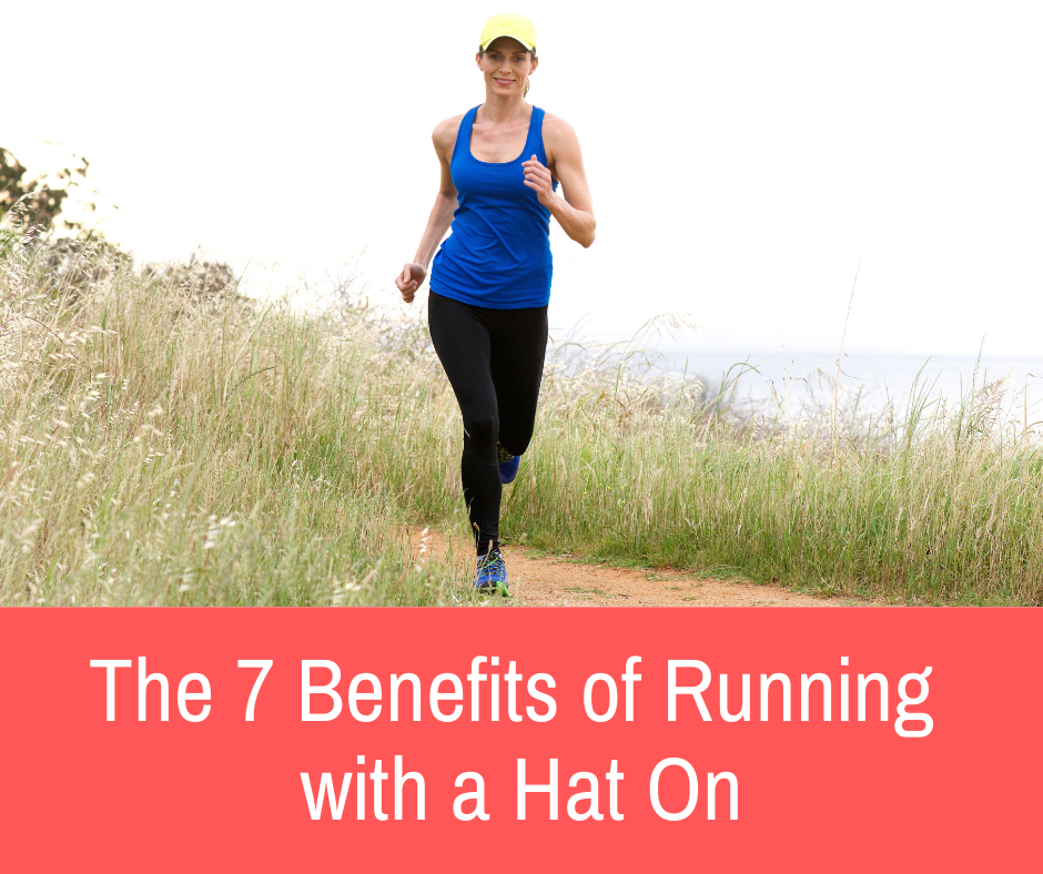 In the following article, I'll walk you through the 7 benefits of running with a hat on, and why you should always have a hat on while running.