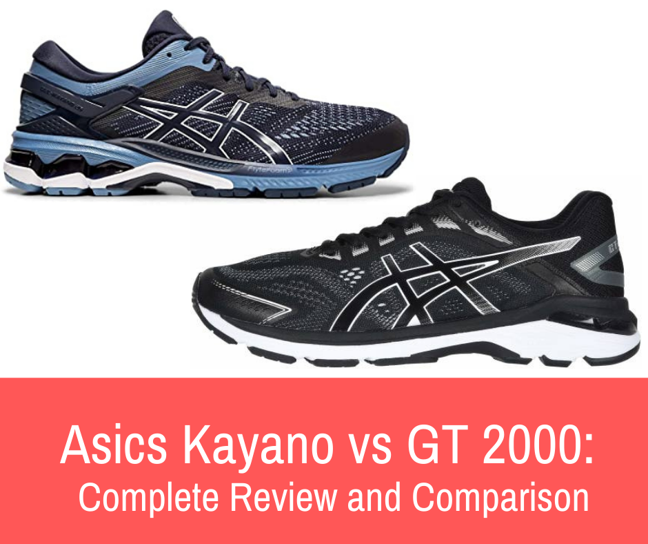In this article, we'll put Asics Kayano vs GT 2000 head to head, so you can pick the one that suits you the most. First off the Asics.....