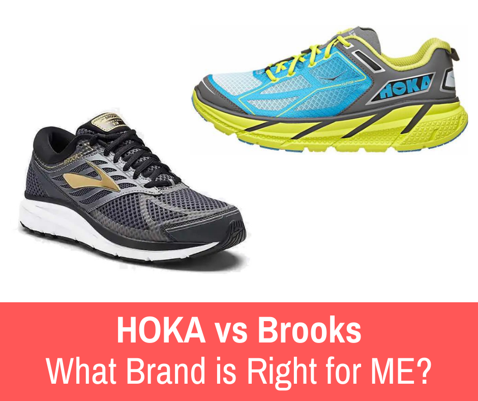 HOKA vs Brooks: They are some of the most popular running shoe brands on the market today. If you asked an employee at a specialty running store which two shoe brands are most widely asked for and bought, the odds on favorites are Hoka and Brooks because of their reliability and accessibility.