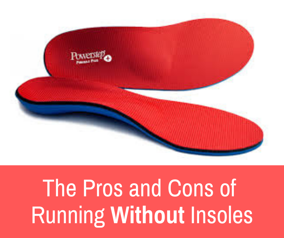 We talked to several medical experts and podiatrists to see what they had to say when it comes to running without insoles. Keep reading to find out more.