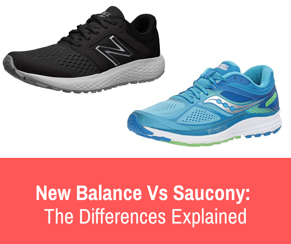 I conducted some extensive research on New Balance vs Saucony running shoes. In case you are wondering which shoe brand you will want to settle for, here are some features you can look to while making a selection.