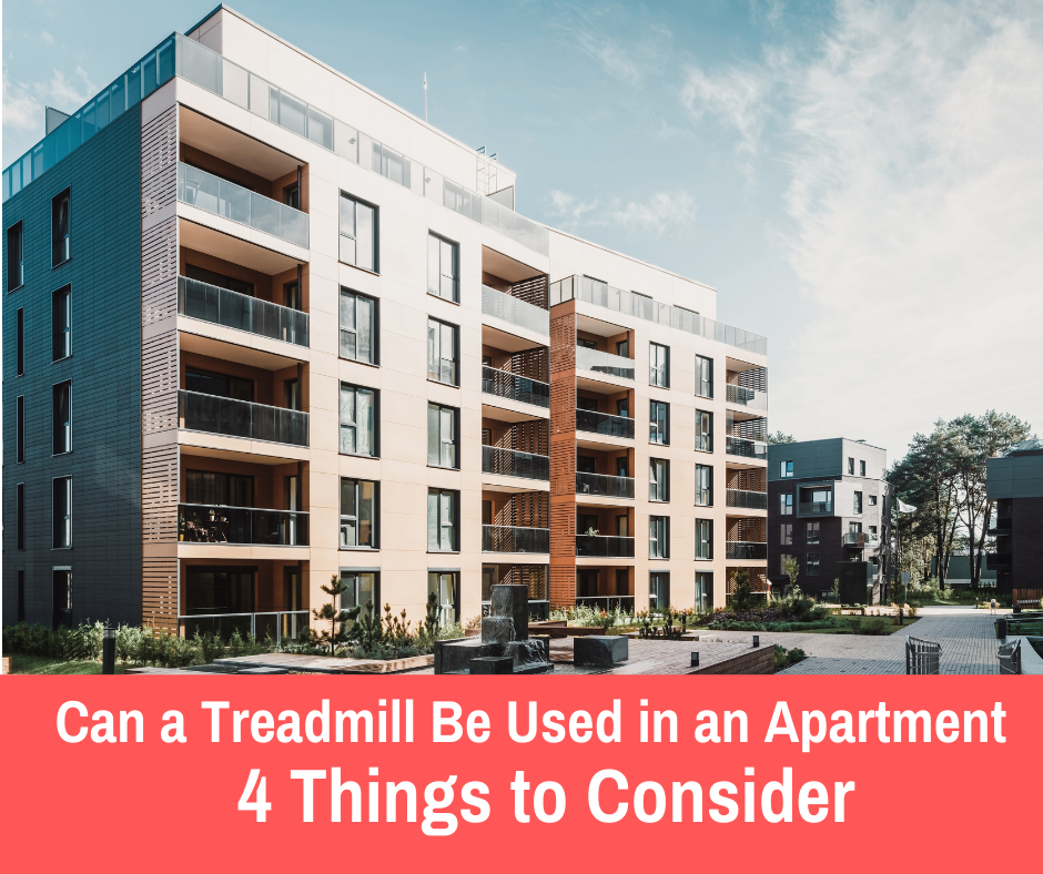 This article will explore (and answer) this question, and also dive into some of the more specific questions that we apartment dwellers may have on this subject, so let's get going! Can a Treadmill be used in an Apartment?