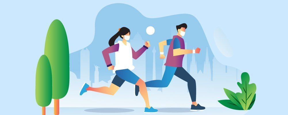 3Benefits of Running 5km