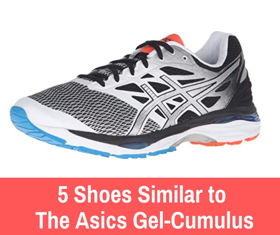 Asics Gel-Cumulus alternatives
