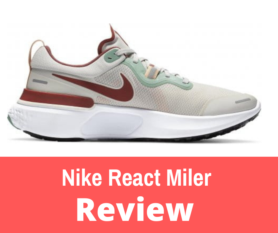 """Review"""" The Nike React Miler is built to offer comfort in long runs, recovery days, and high volume weeks for all runners and elite athletes alike."""