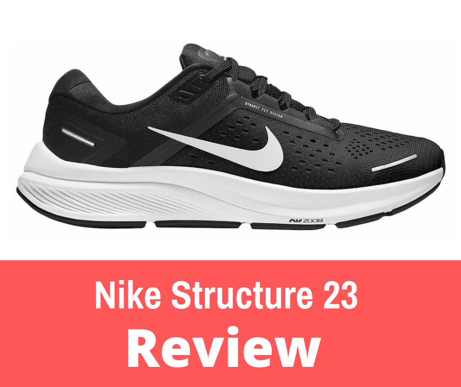 Review: The Nike Structure 23 intends to deliver a mix of bounce, comfort, and support for neutral runners and overpronators alike with some adaptive stability features and a strategically placed air zoom unit in the forefoot.