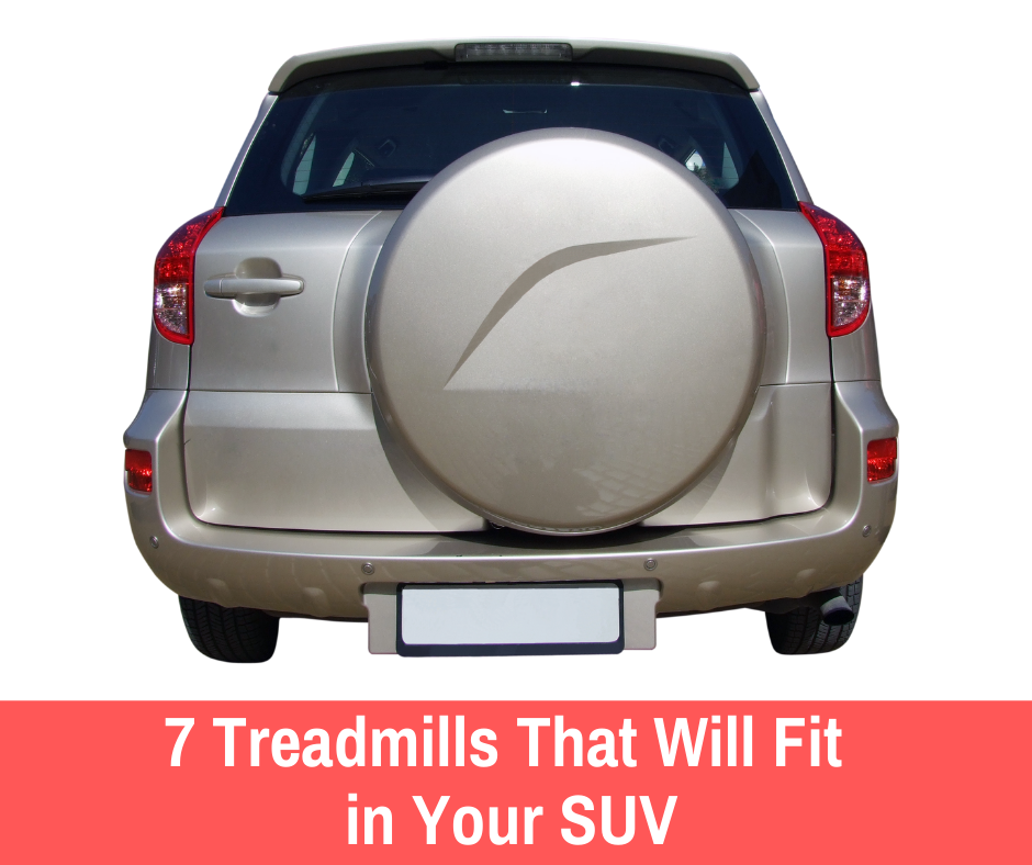 We have researched 5 of the most common/popular full-size and mid-size SUV models on the market and the treadmills that fit in the.