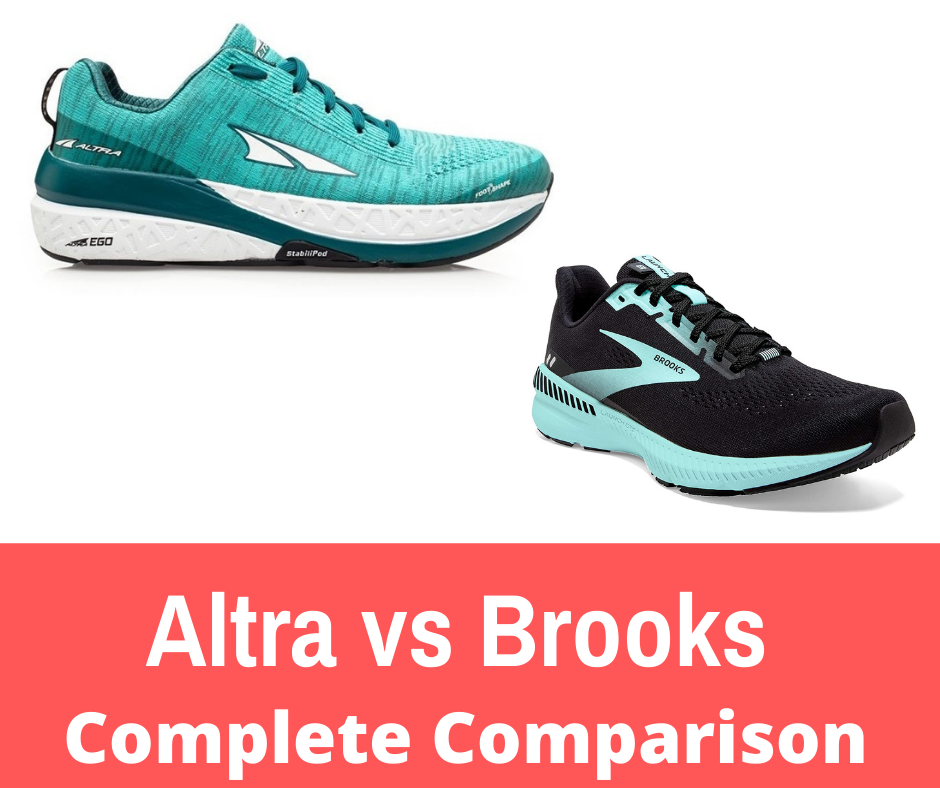 We conducted some extensive and detailed research for Altra vs Brooks running shoes. In case you are wondering which shoe brand you will want to settle for, here are some quality features you should refer to while selecting.