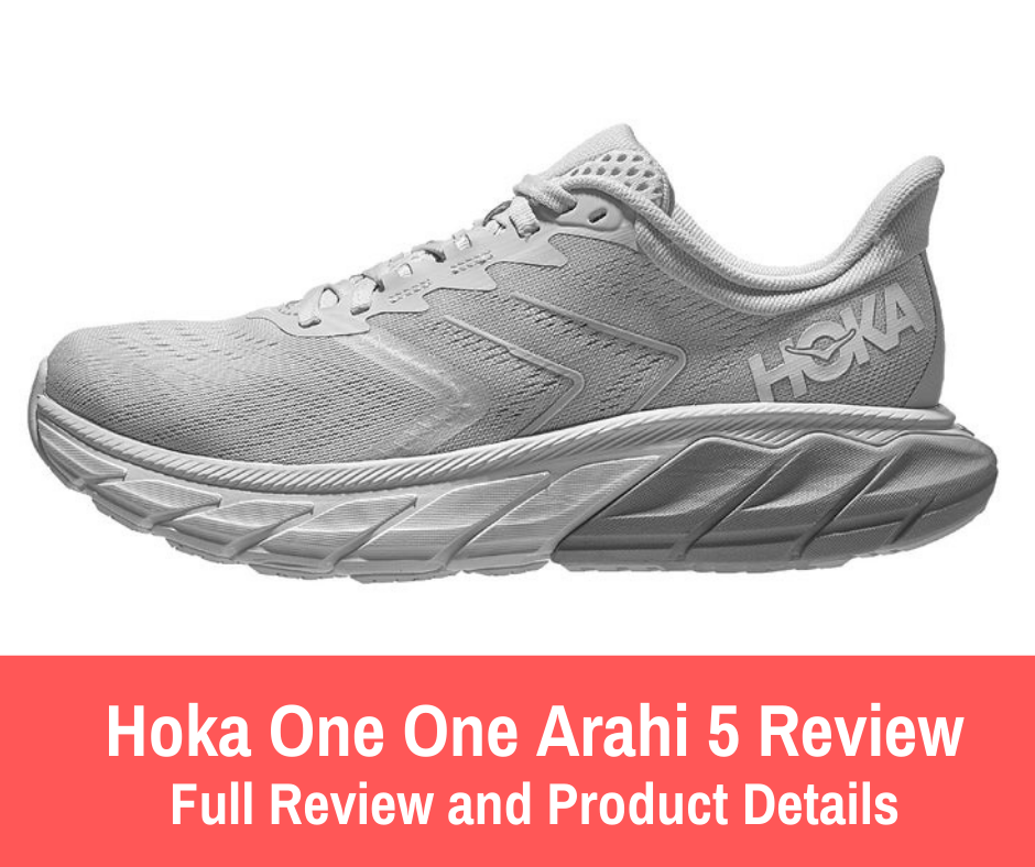 Review: When it comes to stability trainers, you'll have a hard time finding one with as good of a reputation as the Hoka One One Arahi 5.