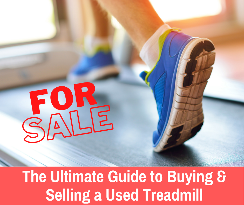 Buying or selling a used treadmill can be daunting That's why we put together the ultimate guide to help you...