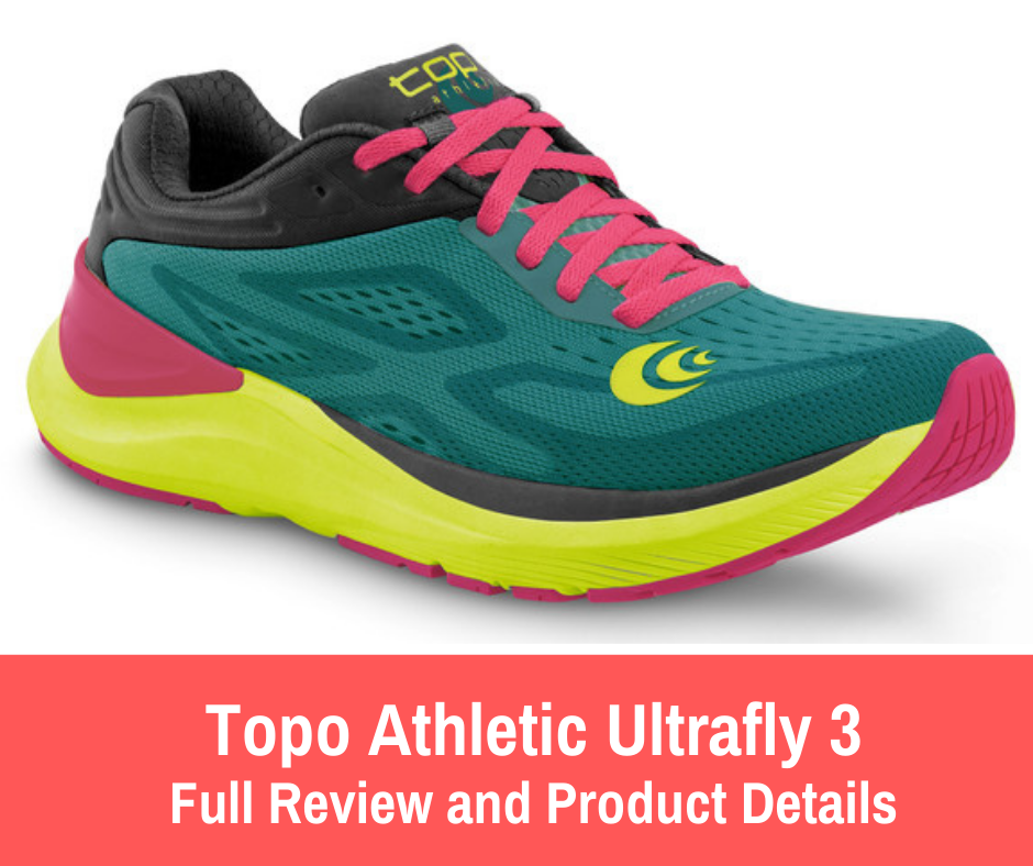 Review: The Topo Athletic Ultrafly 3 is constructed as a mild stability shoe to accommodate your feet on daily training days, long runs, and medium days when you want to pick up the pace.