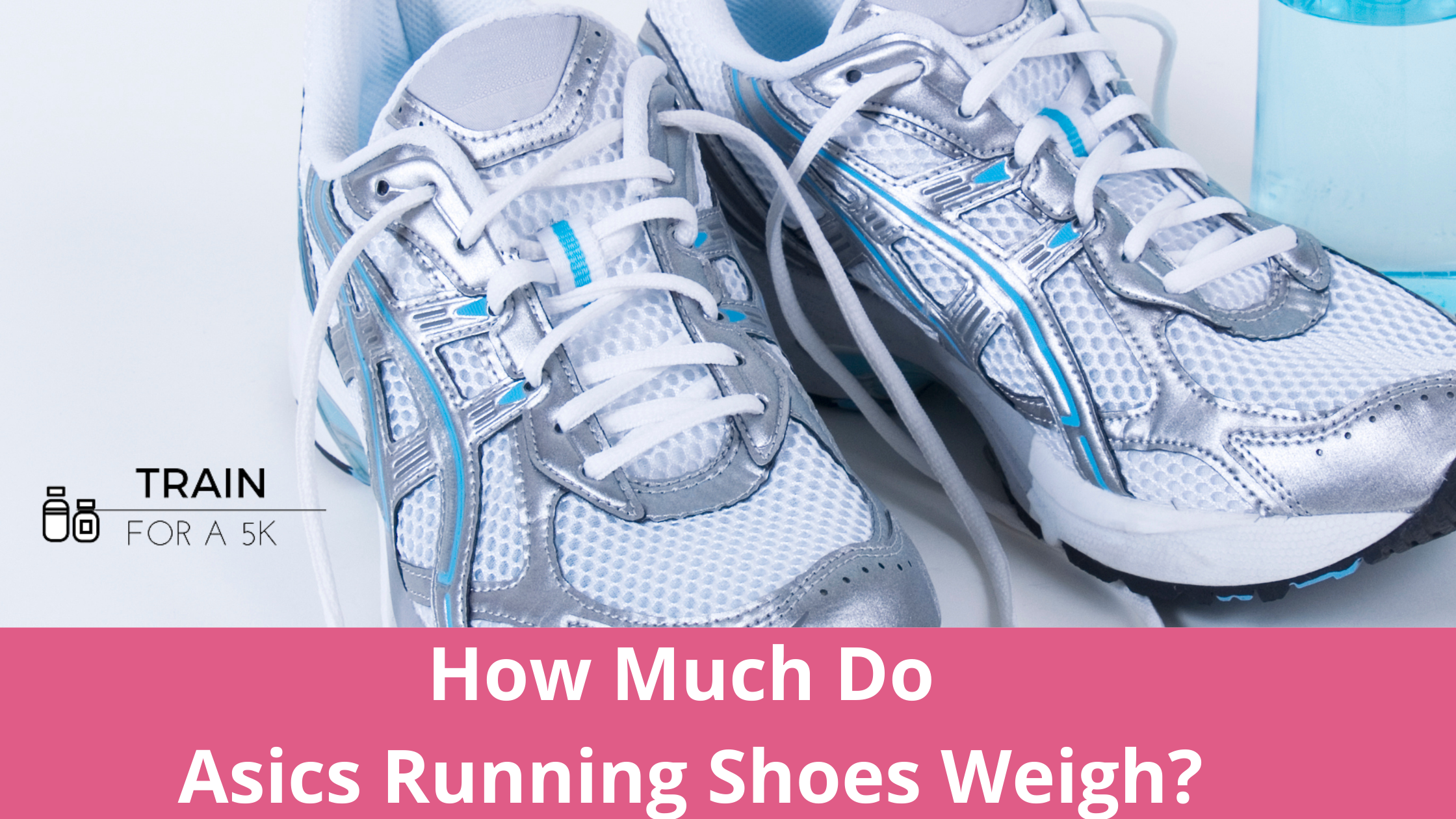 The average weight of an ASICS running shoe is 9.42 ounces in men's and 8.16 ounces in women's. The heaviest ASICS running shoe is the Gel Nimbus and the lightest is the MetaSpeed Edge.